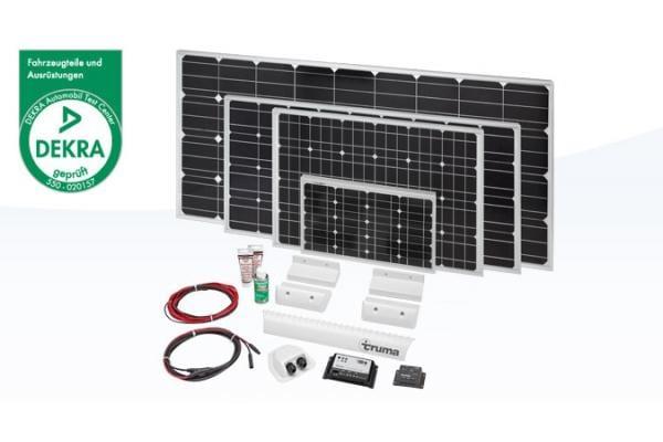 Truma Solarset Fitted Solar Panels Greentrees Caravanstore