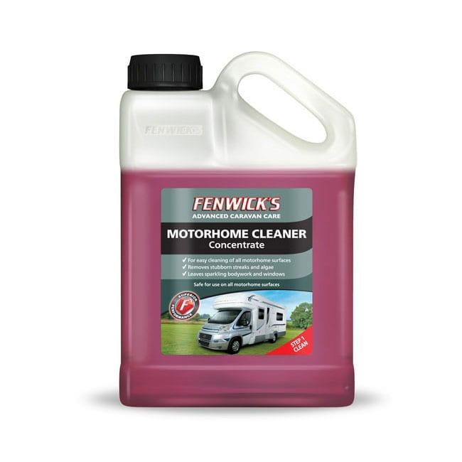 Fenwicks Motorhome Cleaner Greentrees Caravanstore