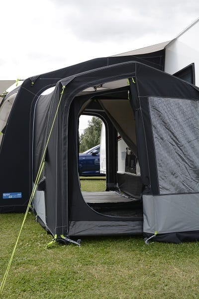 Kampa Air Pro Tall Annexe Greentrees Caravanstore