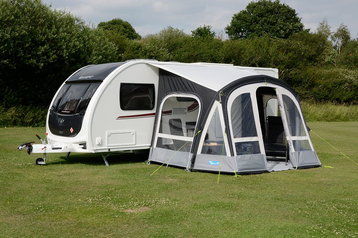 Kampa Fiesta Air Pro Awning Greentrees Caravanstore