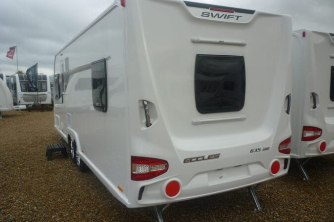 Swift Eccles 635 2019 Greentrees Caravanstore