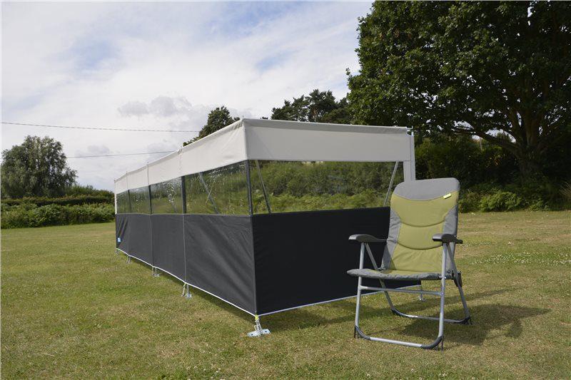 Kampa Dometic Pro Windbreak | Greentrees Caravanstore